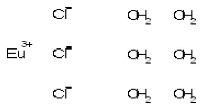 Europium(III) chloride hexahydrate, 99.99%, (trace metal basis), ACROS Organics