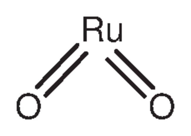 Ruthenium(IV) oxide hydrate, Ru 54% min., Alfa Aesar