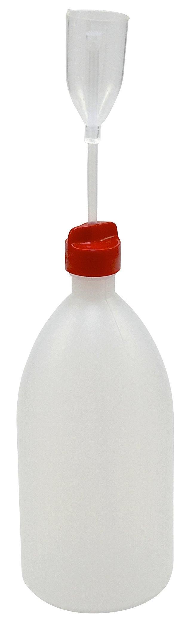 Fisherbrand™Adjustable Volume Dispenser Bottle LDPE/PMP