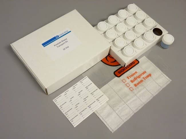 Therapak Prostate Biopsy Collection and Transport Kit:First Responder Products:First