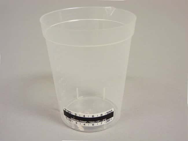 Therapak Beaker Cup with Temperature Strip:First Responder Products:First
