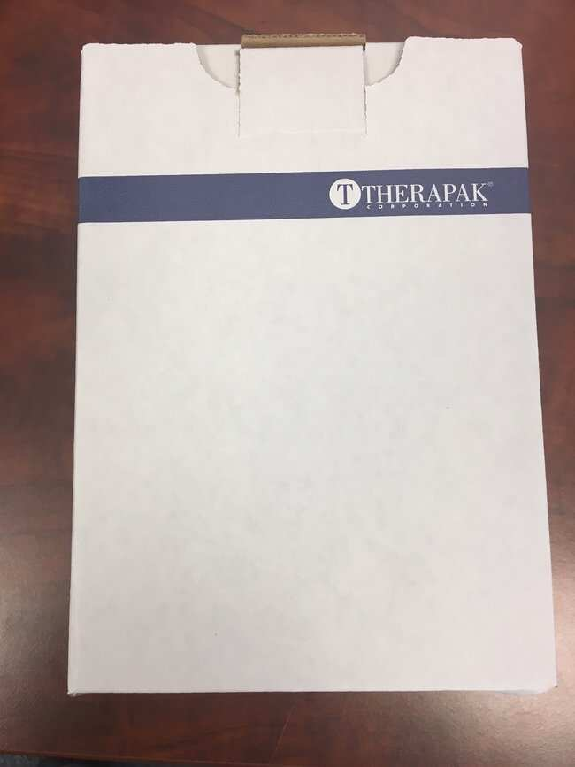 Therapak Upright Large Shipping Boxes:Racks, Boxes, Labeling and Tape:Mailing