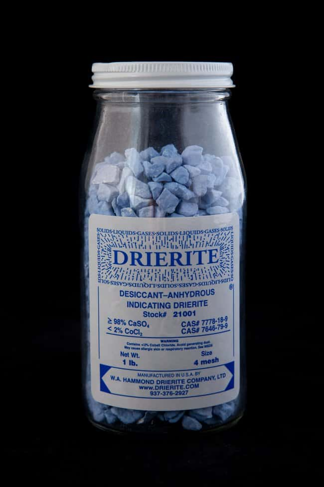 W.A. Hammond Drierite™ Indicating Absorbents