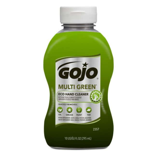 GOJO MULTI GREEN ECO Hand Cleaner:Gloves, Glasses and Safety:First Aid