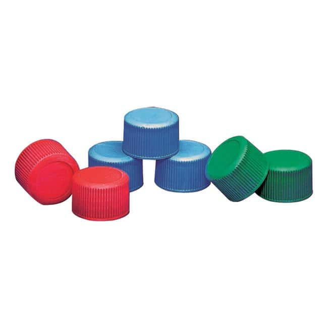 DWK Life Sciences Wheaton™ White Polyproylene Caps for Narrow-Mouth Containers