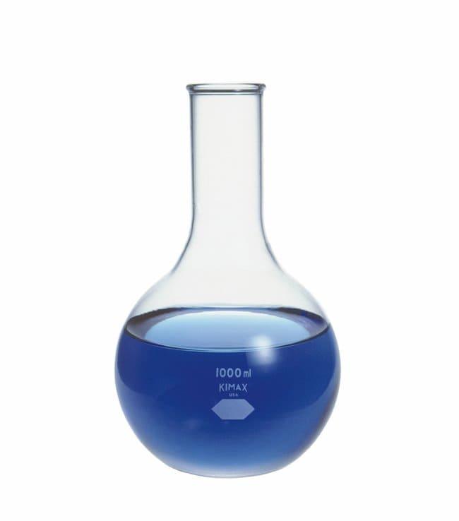 DWK Life SciencesKimble KIMAX Flat Bottom Florence Flask, Heavy-duty 6000mL:Flasks