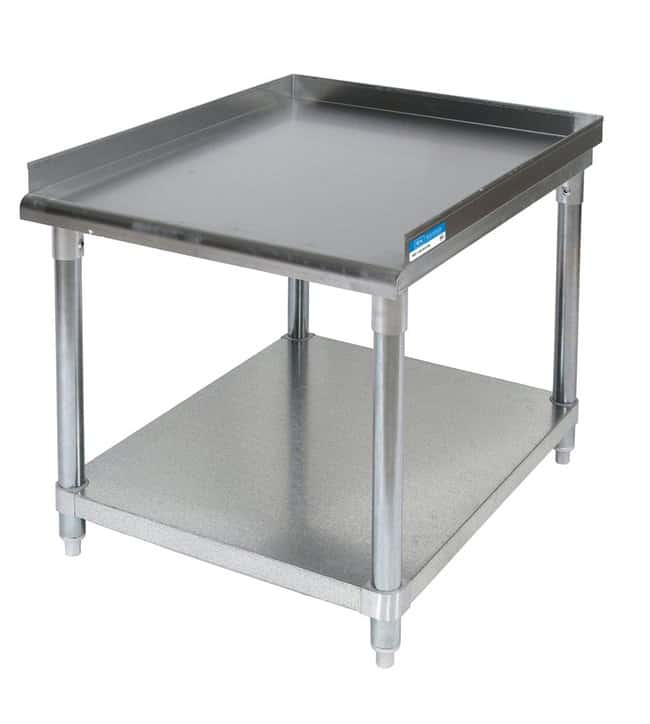 Diversified Woodcrafts Stainless-Steel Equipment Stand  D x W x H: 37 x