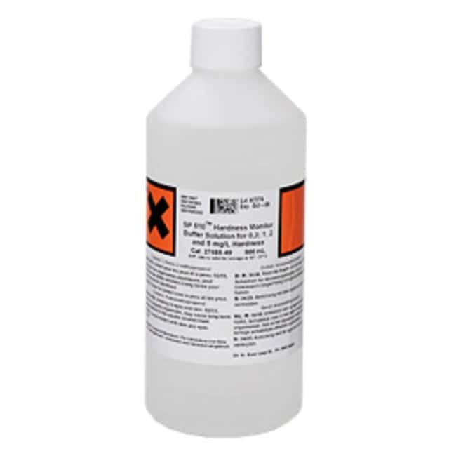 Hach CompanyHardness Indicator Solution, 0.3 mg/L, 500 mL