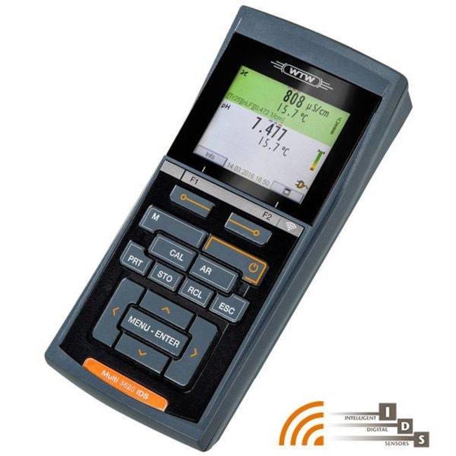 WTW™MultiLine™ Multi 3620 IDS Multi-parameter Portable Meter MultiLine Multi 3620 IDS Multi-parameter Portable Meter Set C WTW™MultiLine™ Multi 3620 IDS Multi-parameter Portable Meter