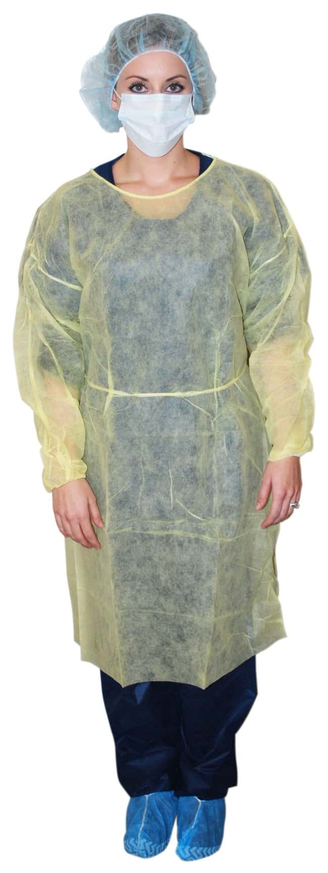 Dukal Isolation Gown:Gloves, Glasses and Safety:Personal Protective Equipment
