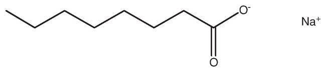 Sodium caprylate, 98%, ACROS Organics