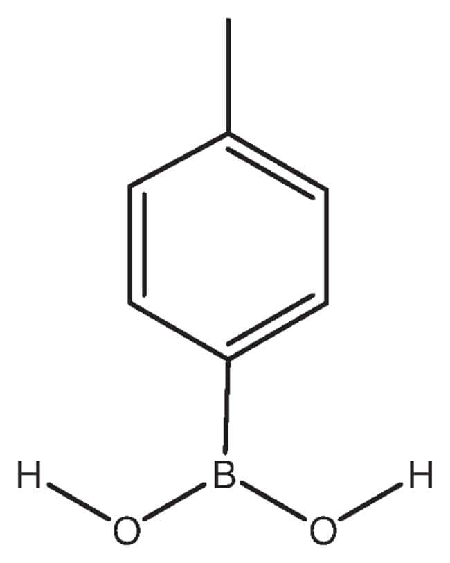 4-Tolylboronic acid, 97%, ACROS Organics