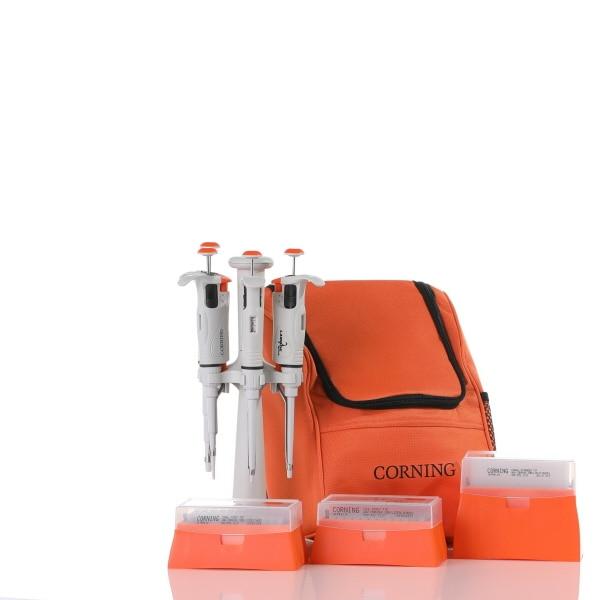 CorningLambda Plus Pipetor Starter Kit Lambda Plus Starter Kit:Pipettes