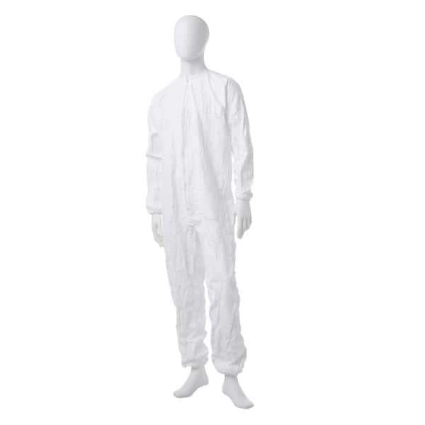 DuPont™Tyvek™ IsoClean™ Series 253 Coveralls, Sterile