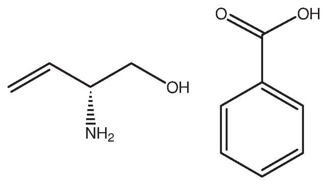 (R)-2-Aminobut-3-en-1-ol, benzoate salt, 95%, 98% ee, Acros Organics