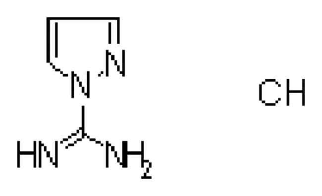1H-Pyrazole-1-carboxamidine monohydrochloride, 99%, ACROS Organics