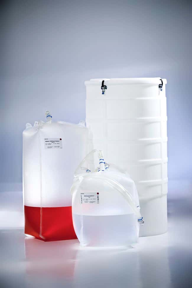 Thermo Scientific™Productainer™ BPC Bag with 4 Top Ports: Bioprocess Systems And Accessories Cell Analysis