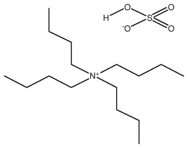 Tetrabutylammonium hydrogen sulfate, 99%, for HPLC, ACROS ...