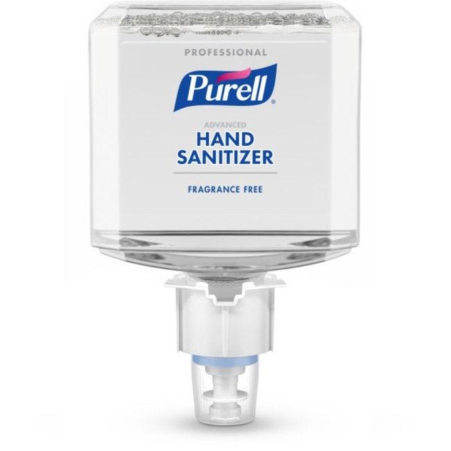 Purell Professional Advanced Hand Sanitizer Fragrance Free Foam 5052-02