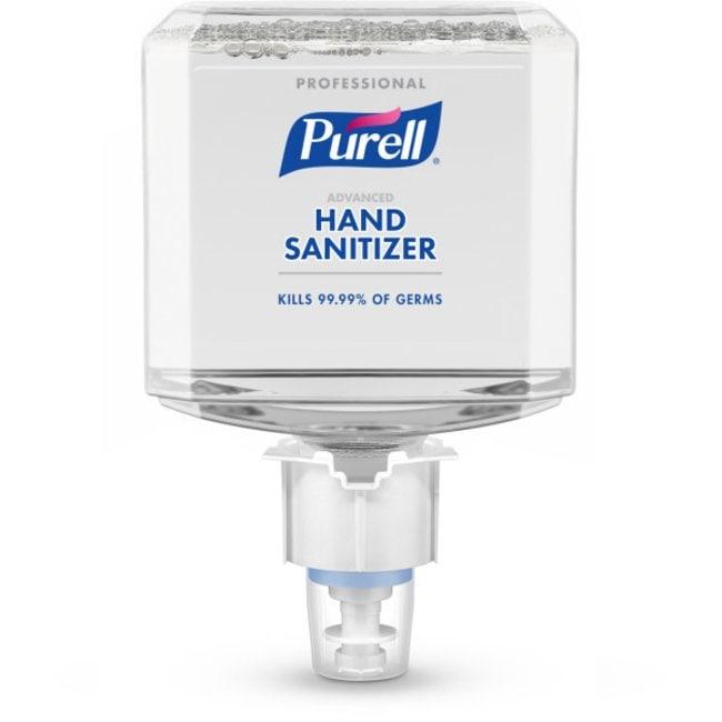 Purell Professional Advanced Hand Sanitizer Foam 5054-02 Capacity: 1200mL:Gloves,