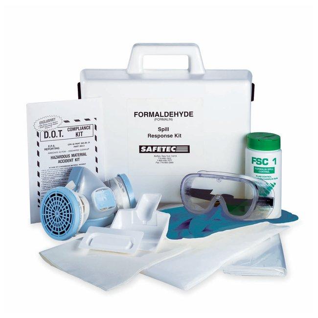 Safetec™Formaldehyde Spill Response Kit