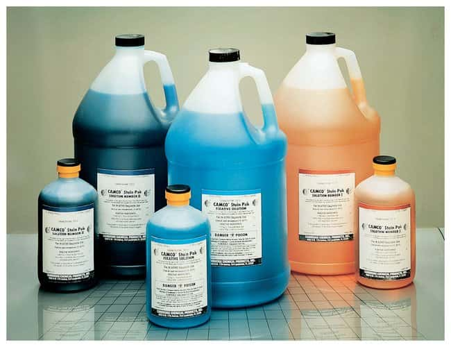 Cambridge Diagnostic Products Inc Camco Stain Pak Chemicals Biochemicals Fisher Scientific