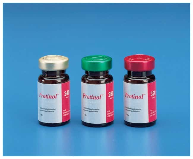 Advanced InstrumentsProtinol Serum Osmometer Controls Protinol 3-level
