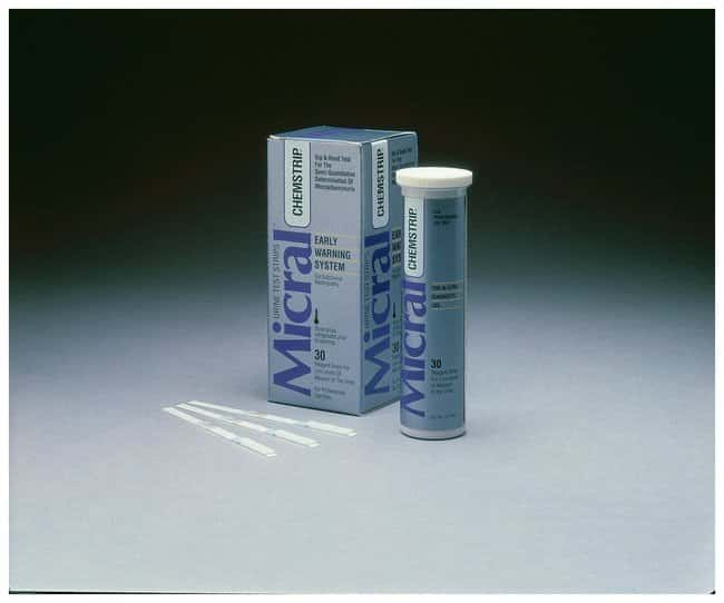 Roche DiagnosticsChemstrip™ Micral™ Albumin Test