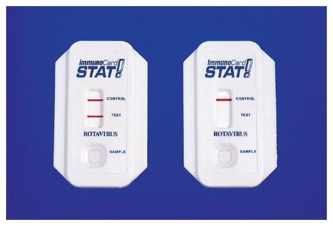 Meridian BioscienceImmunoCard STAT! Rotavirus Test Kit 30 tests:Microbial