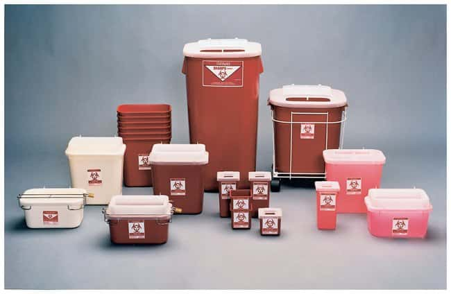 Medegen Sharps Container, Stackable