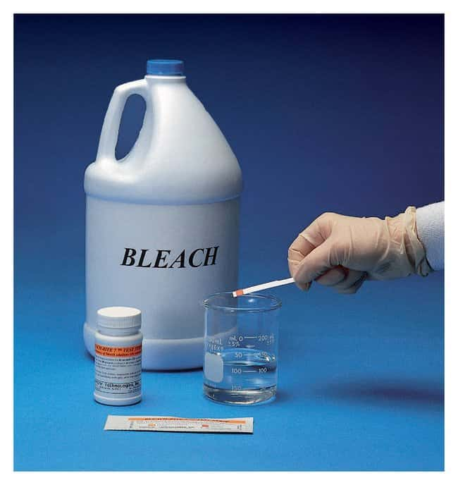 Current Technologies Bleach-Rite Test Strips 4 bottles:Testing and Filtration