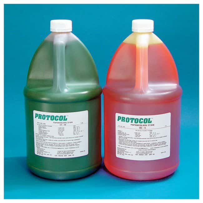 Fisher HealthCare PROTOCOL Papanicolaou Stains :Chemicals:Biochemicals