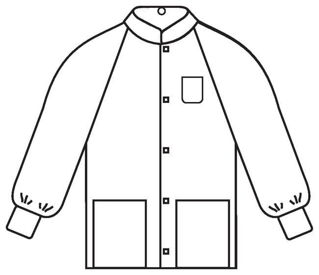 Kimberly-Clark Professional Universal Precautions Lab Jackets:Gloves, Glasses