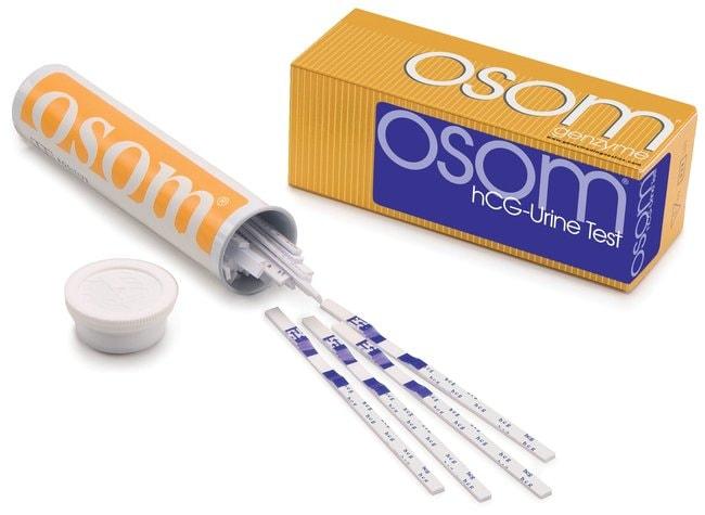 Sekisui DiagnosticsOSOM hCG Urine Test Kit Osom hCG Urine Kit 50/pk:Diagnostic