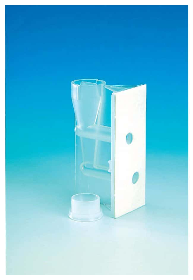 Fisherbrand Double Cytology Funnel with White Filter Cards :Centrifuges