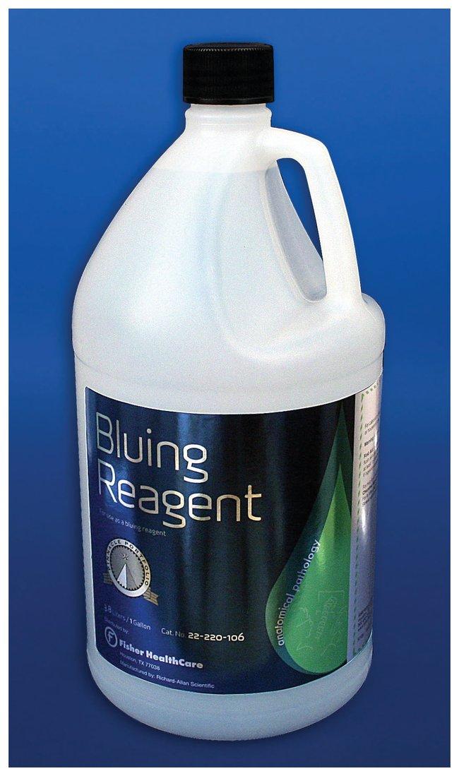 Fisher HealthCare Pinnacle Portfolio Bluing Reagent Stain  Bluing Reagent