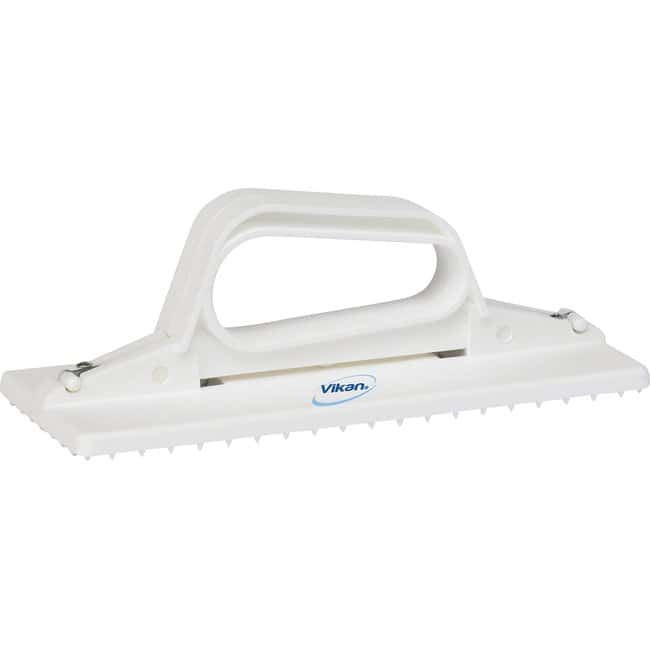 Remco Vikan Handheld Cleaning Pad Holder:Gloves, Glasses and Safety:Cleaning
