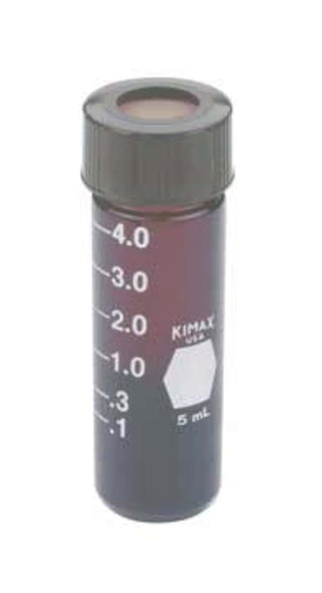 DWK Life Sciences Kimble™ Kontes™ Micro-Vial Graduated Screw Thread Vials