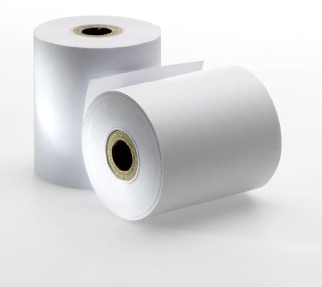 Mettler Toledo™Accessoires pour imprimante Balance: Papier pour imprimante Printer paper; 5 rolls/Pk. Accessoires Divers pour Balances