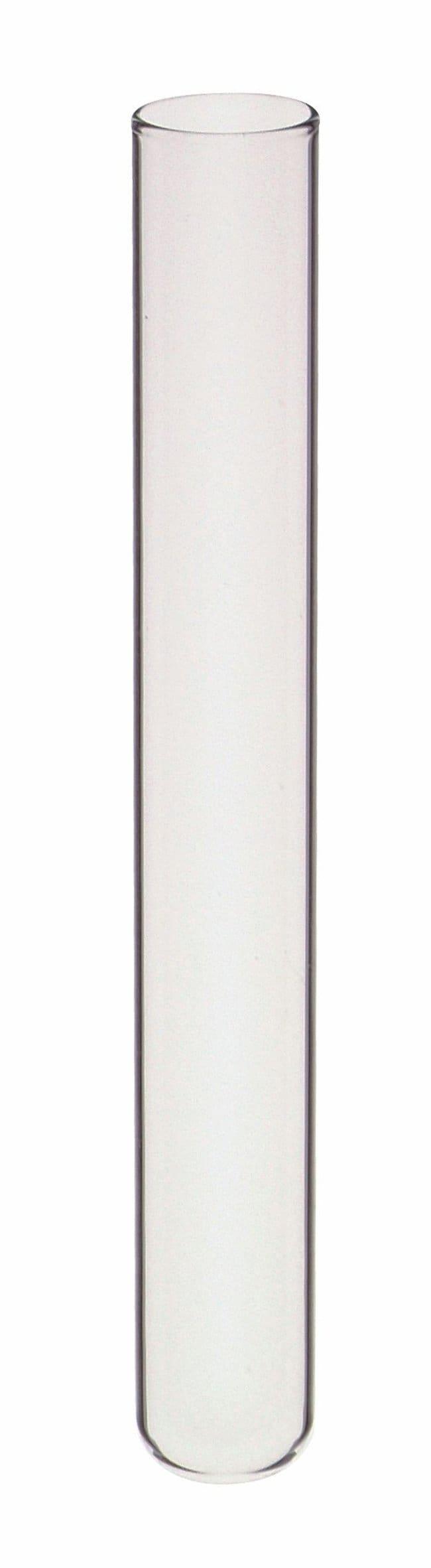Fisherbrand™Reagenzgläser ohne Rand, aus Kalknatronglas Abmessungen: 10 Durchmesserx 75mmHöhe Fisherbrand™Reagenzgläser ohne Rand, aus Kalknatronglas