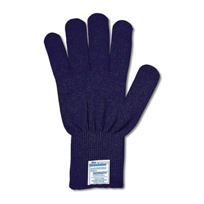 Ansell Therm-A-Knit 78-101 Series Blue Polyester Light Weight Gloves Size: