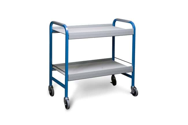Fisherbrand Laboratory Carts and Tables Blue; 4 in. dia. casters:Furniture,