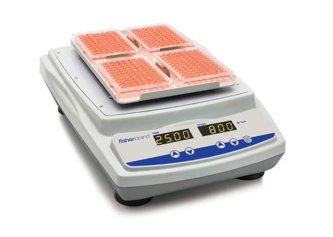 Fisherbrand™ Microplate Shakers with 4-Place Platform