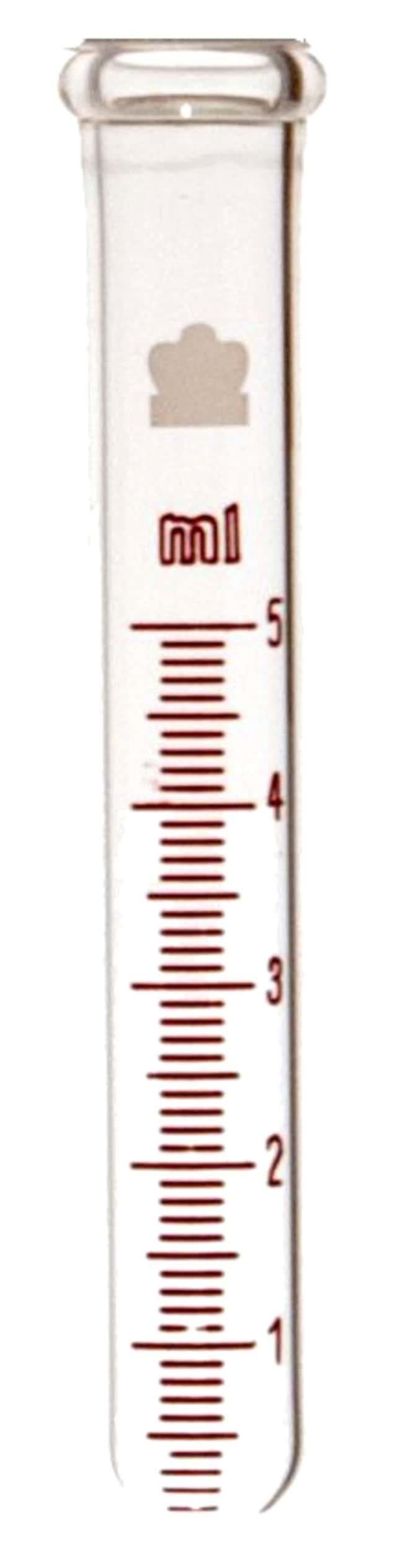 DWK Life SciencesKimble Kontes Graduated Test Tubes Capacity: 0.84 oz.