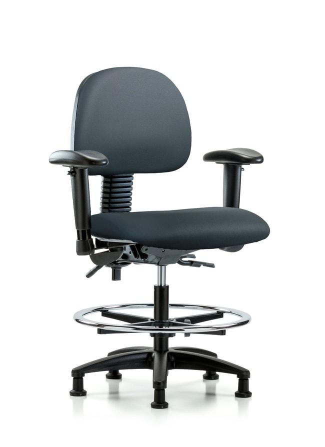 FisherbrandVinyl Chair - Medium Bench Height with Seat Tilt:Furniture:Seating
