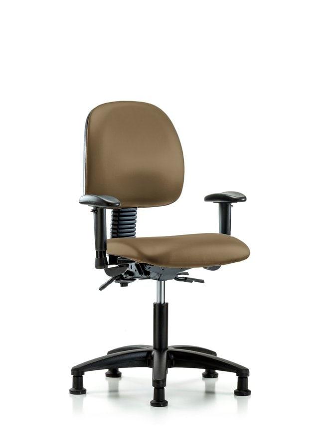 FisherbrandVinyl Chair - Desk Height with Medium Back:Furniture:Seating