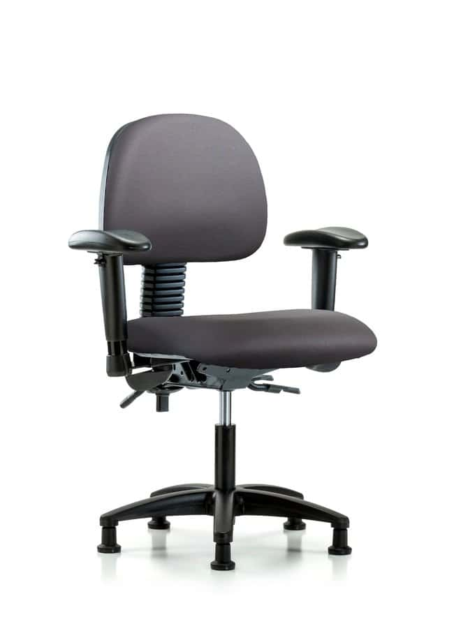 FisherbrandVinyl Chair - Desk Height with Seat Tilt:Furniture:Seating