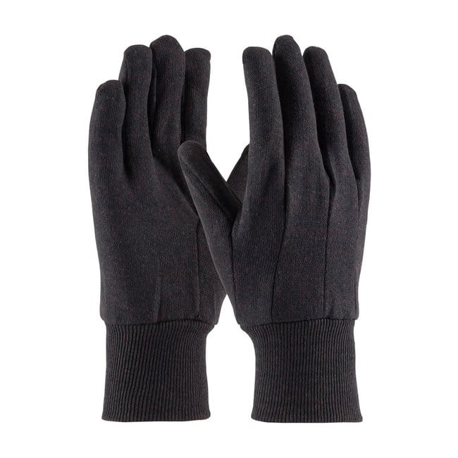 Fisherbrand Cotton Jersey Gloves 9 oz. (225g); Men's size:Gloves, Glasses