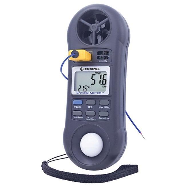 Cole-ParmerDigi-Sense Environmental Meter; Wind Speed, Humidity, Temperature,
