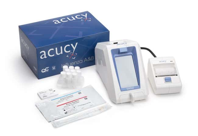 Sekisui Diagnostics Acucy System, Bundle Purchase Sample Type: Nasal and